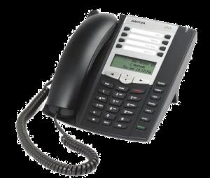 VoIP toestel van Aastra