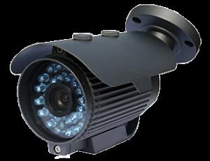 Bewakingscamera, IP of analoog